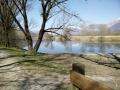 Taiello fiume Adda