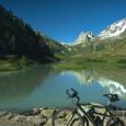 verso le Pyramides Calcaires (m.2726) ed il Col de La Seigne (m.2512) con lo sfondo del Lago di Combal Data :31 Agosto 1997 Quota Partenza:1659 m. Quota Arrivo :2620 m. […]