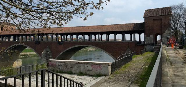 Il tracciato, effettuato il 6/4/2018, parte da Novara e su un percorso poco trafficato su strade statali e poi di campagna si congiunge con quello della Via Francigena. Giunge a […]