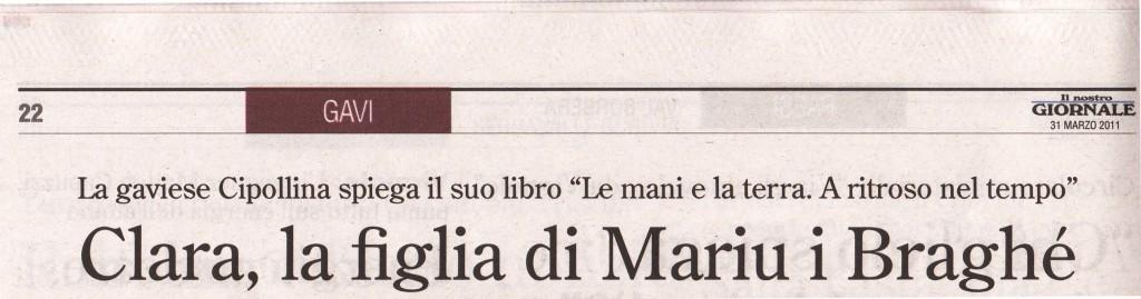 Il ns. giornale - Intestazione