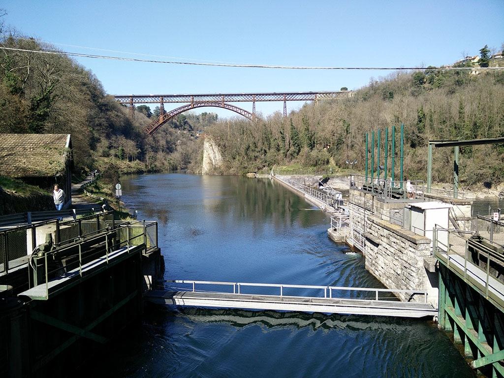 Paderno d'Adda - il Ponte