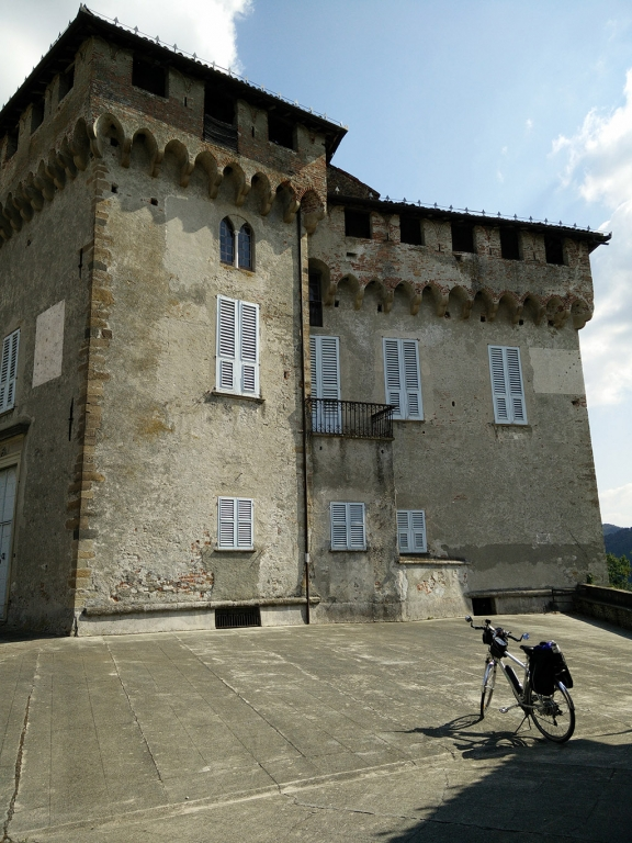 Lerma - il castello