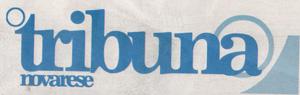 Tribuna Novarese Logo